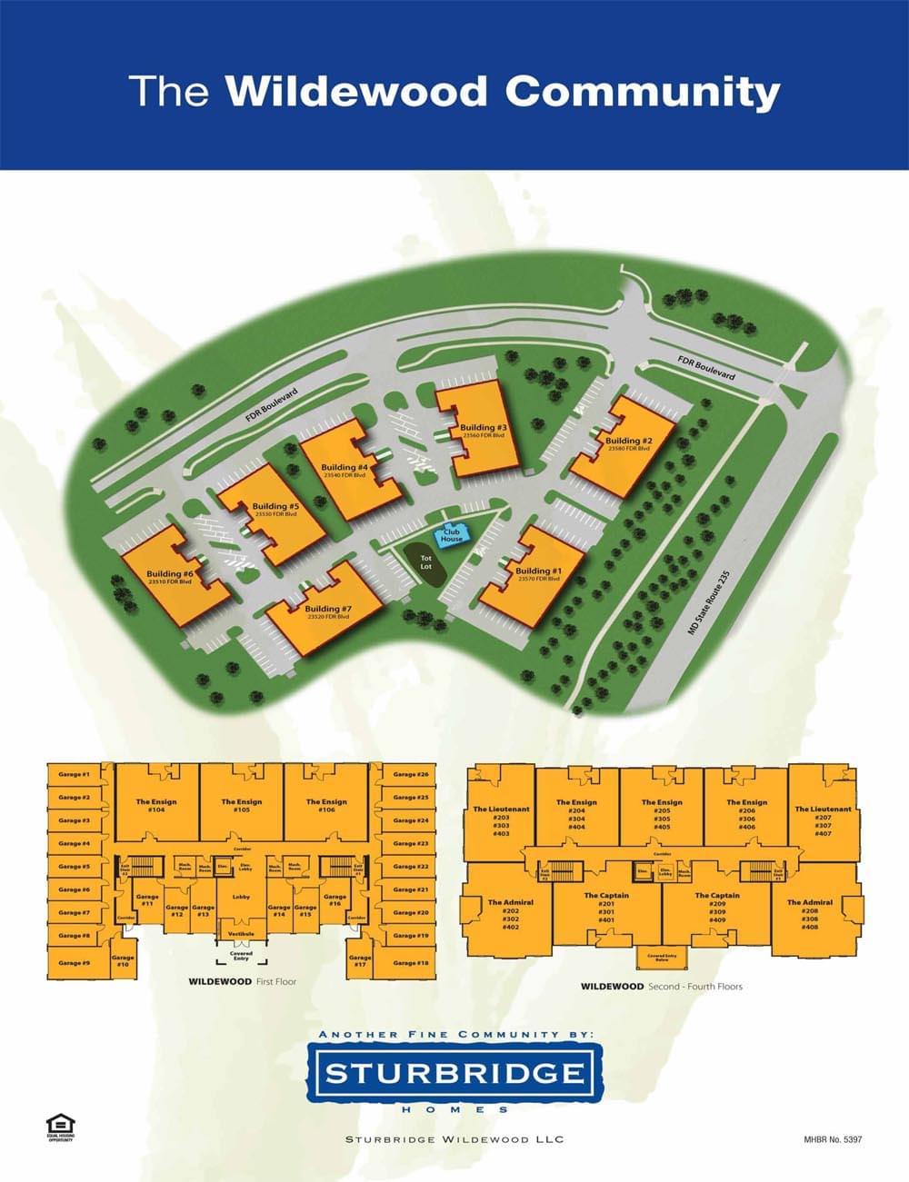 Wildewood  - Site Plan