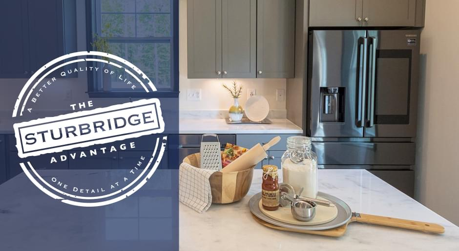 The Sturbridge Homes Advantage