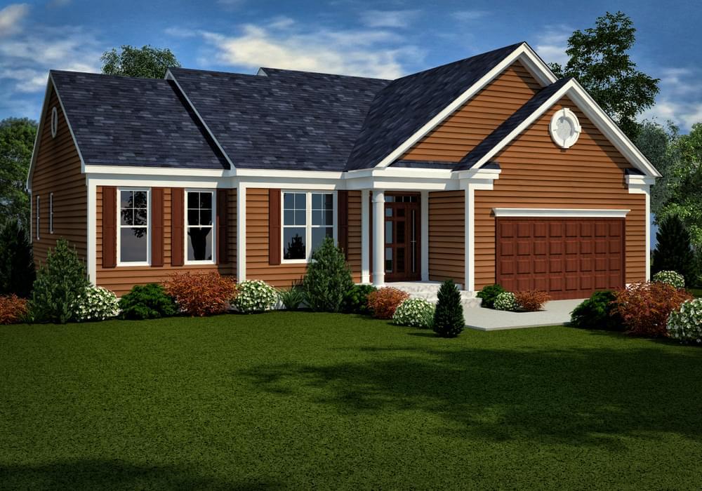 New home in Lexington Park